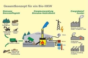 Biomasseanlage optimieren - Energieberatung