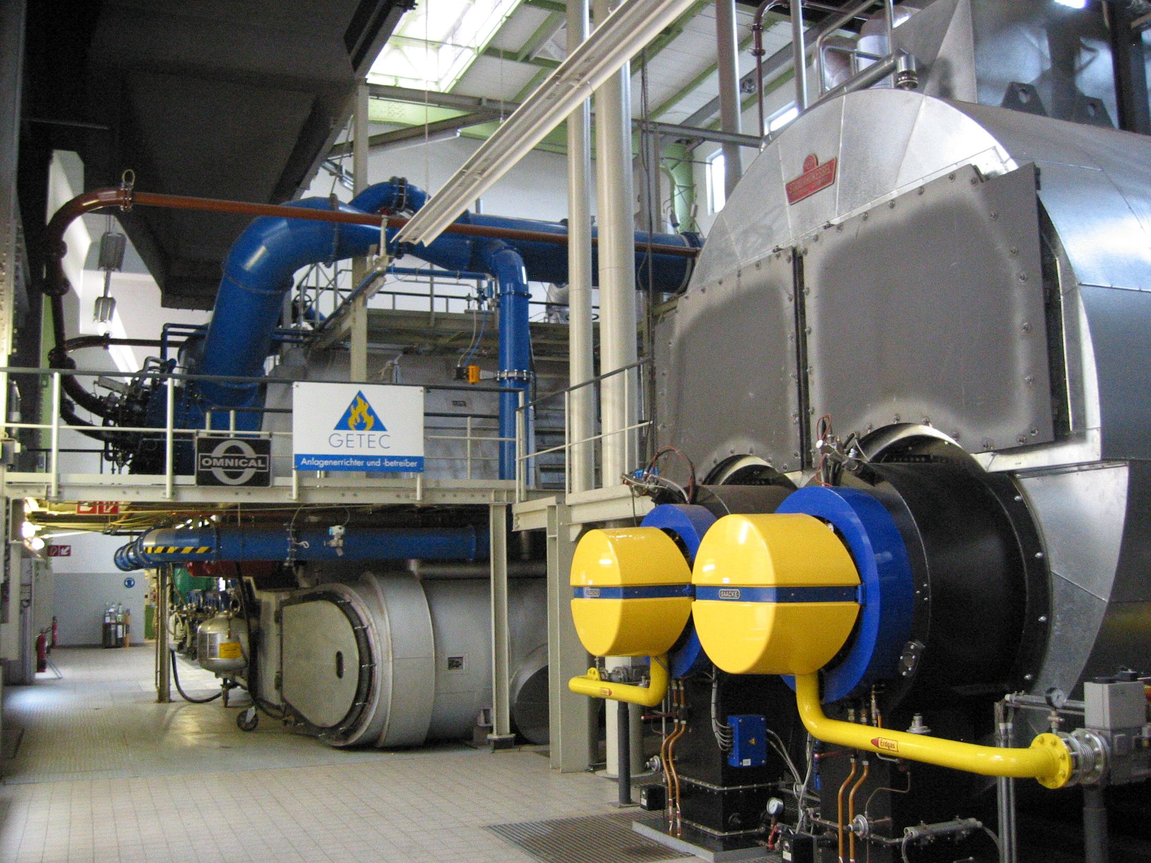 Energieerzeugung optimieren - Energieberatung Industrie