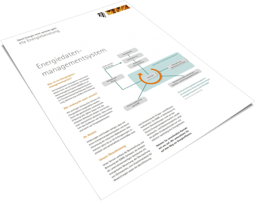 Energiedatenmanagement - Energieberatung Industrie