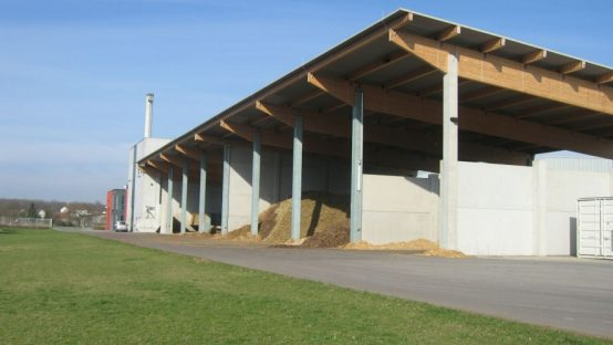 Biomass ORC CHP Dillingen - energy consulting Dillingen