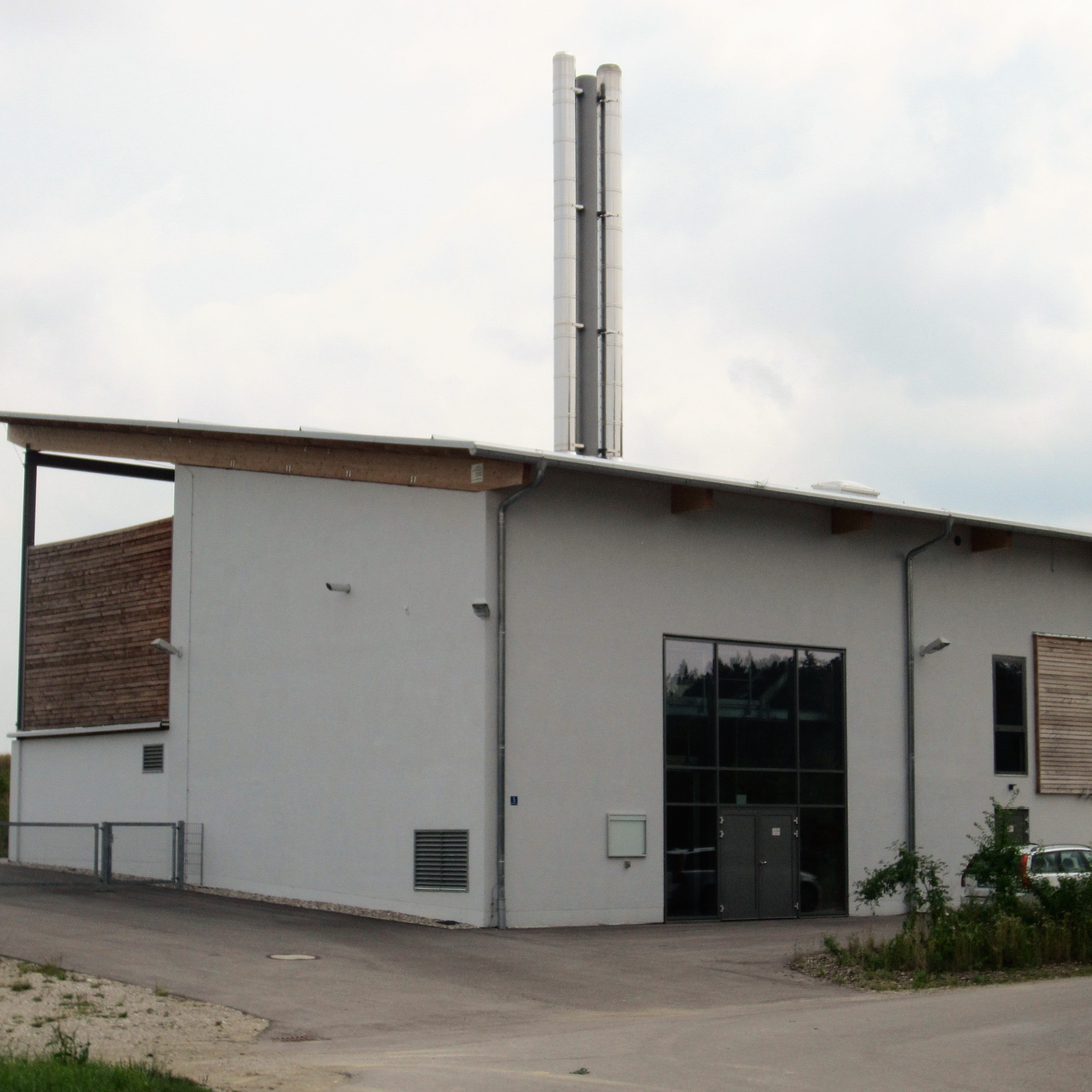 Biomass heating plant Engelsberg - energy consulting Engelsberg