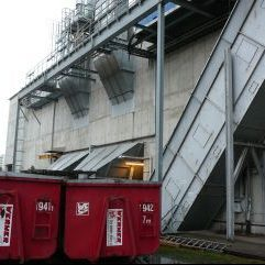 Biomass CHP Fechenheim - energy consulting Fechenheim