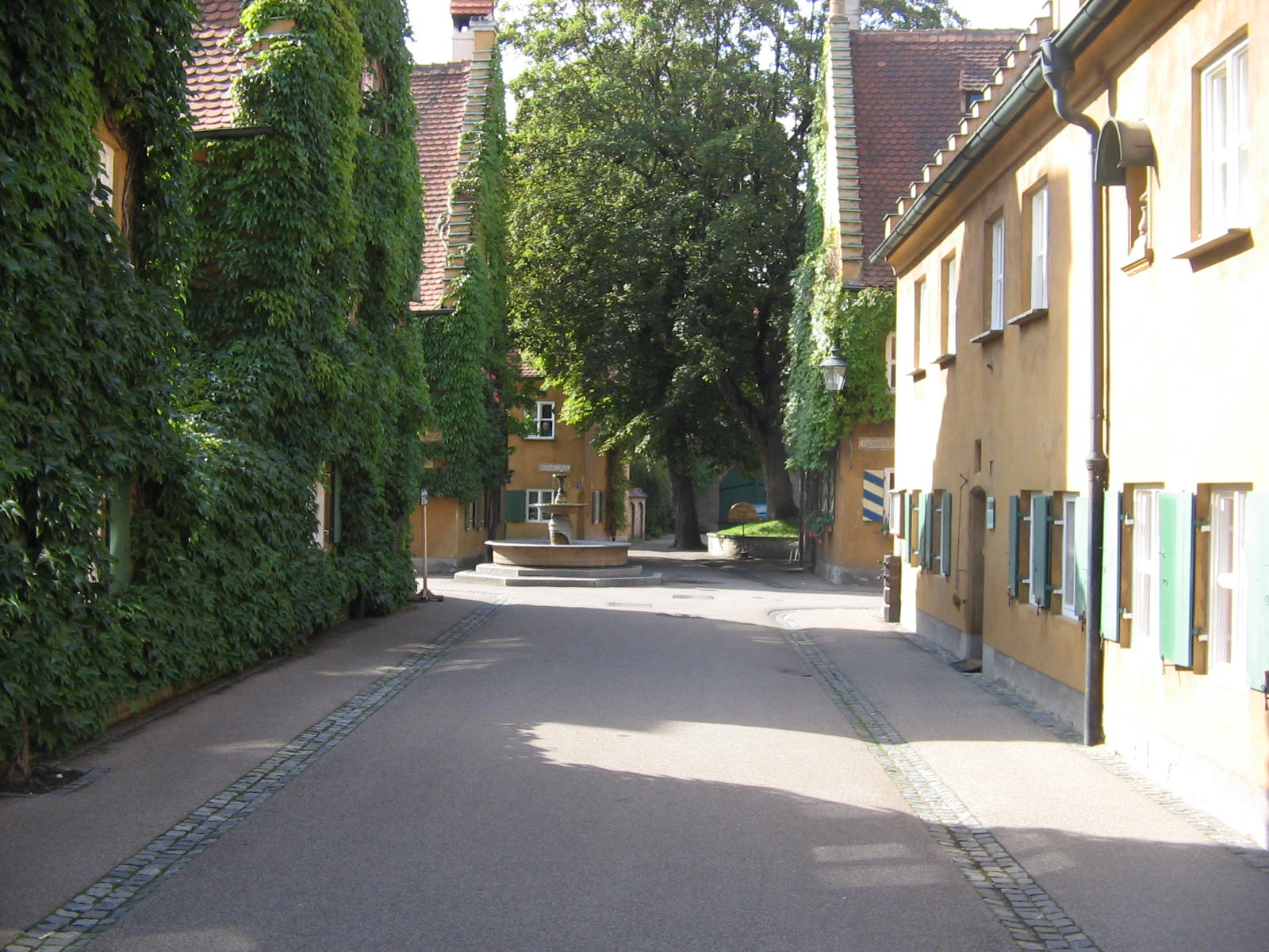 Fuggerei Augsburg - Energieberatung Augsburg