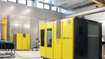 KAESER compressures - energy consulting Coburg