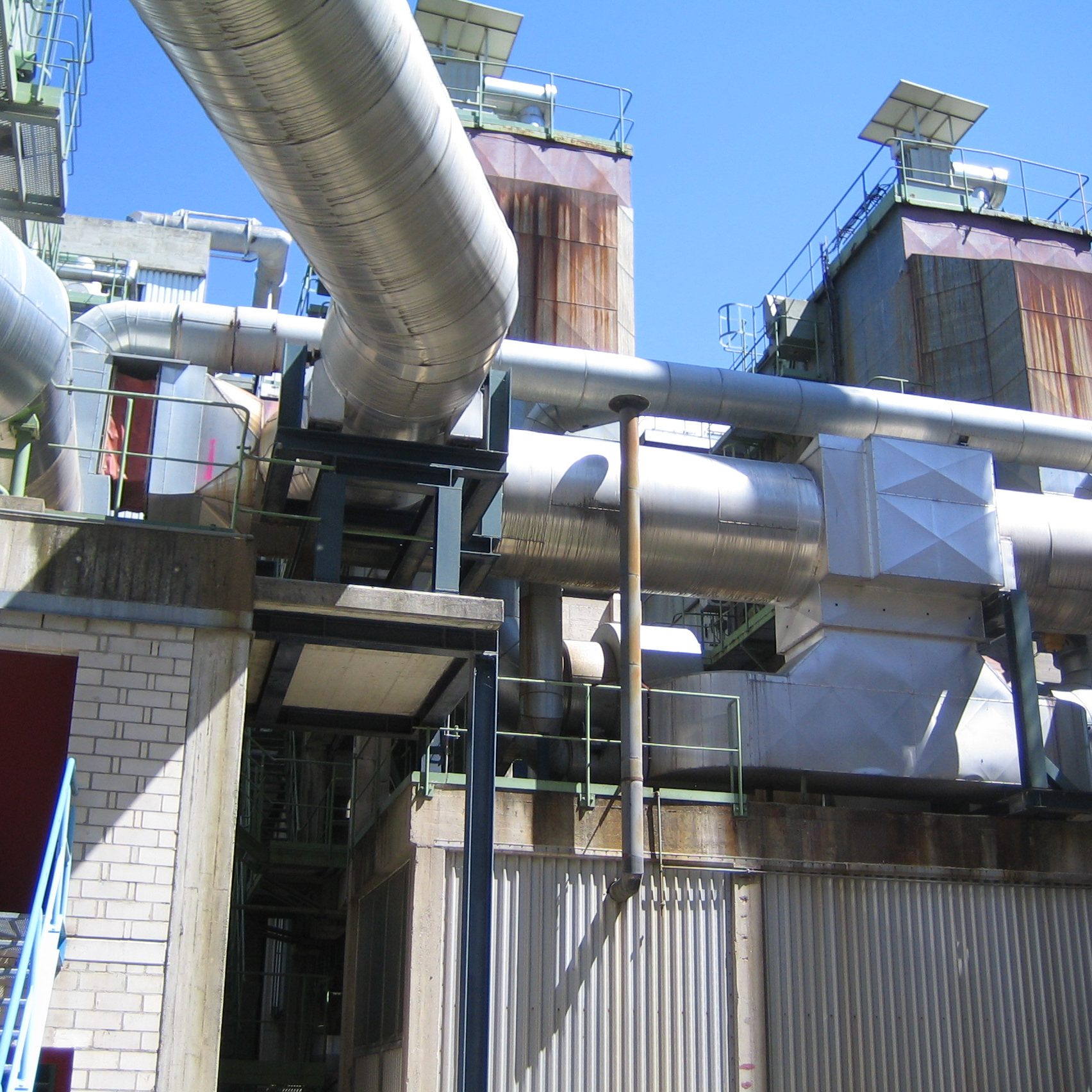 Conversion of a waste incineration plant - Energy consulting Nuremberg