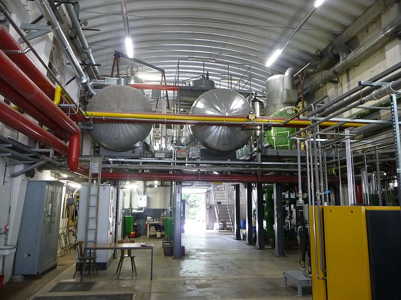 Referenzen Energieerzeugungskonzepte - Nitrochemie Aschau - Energieberatung Aschau