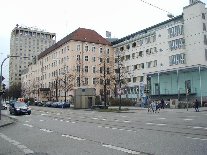 Rotkreuzklinikum Munich - Energy consulting Munich