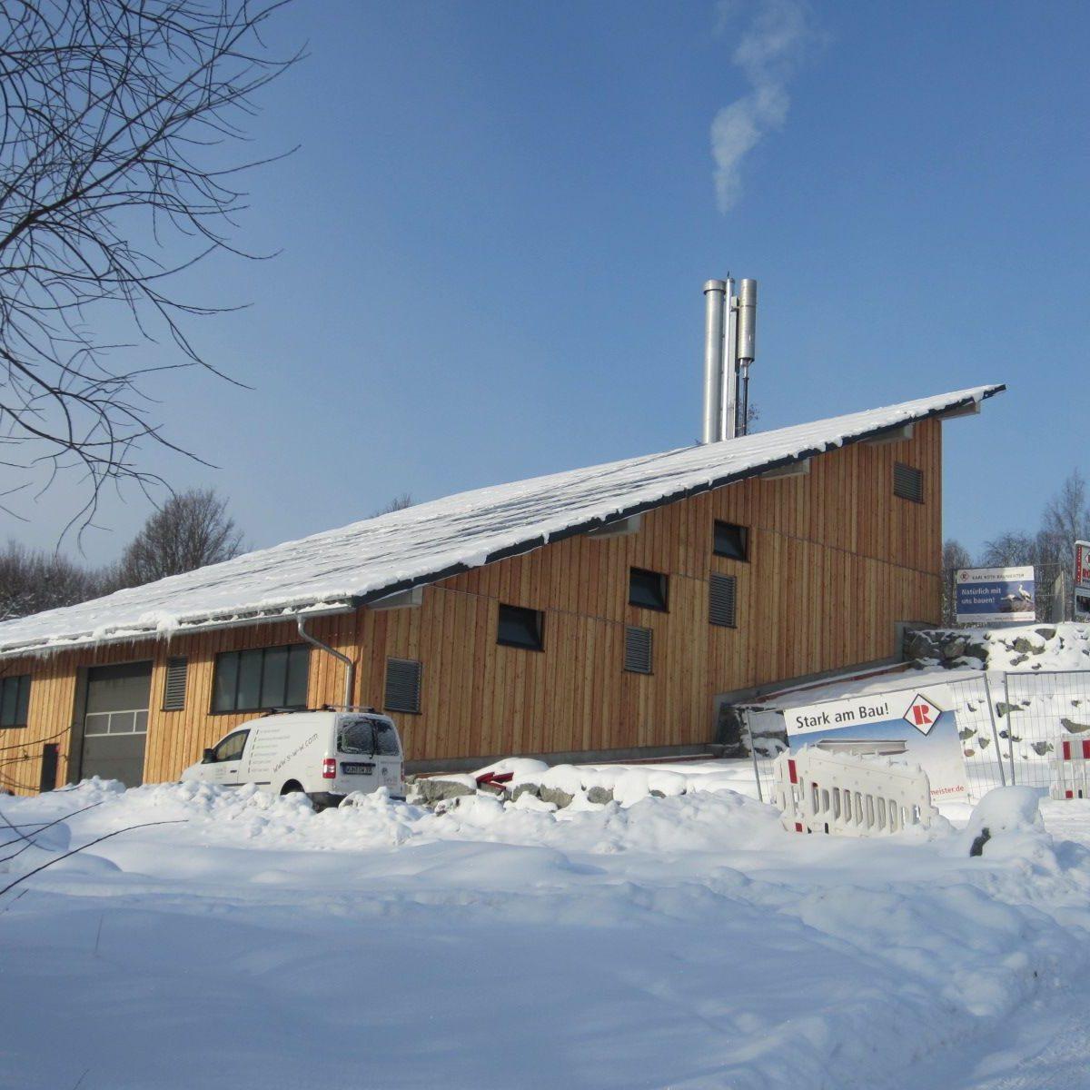 District heating Schönbrunn - Energy consulting