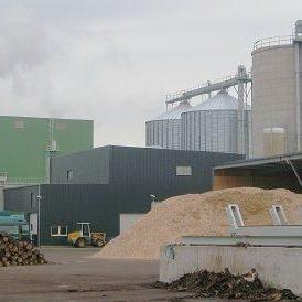 Biomasse-HKW Löbau - Energieberatung Oranienbaum Heidegrund Löbau