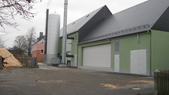 District heating Weißenstadt - Energy consulting Weißenstadt