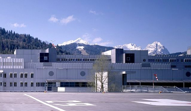 Hospital Garmisch-Partenkirchen - Energy consulting