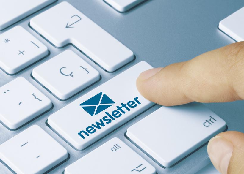 Newsletteranmeldung - Energieberatung Industrie