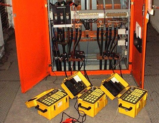 messtechnische Ausstattung - Energieberatung Industrie