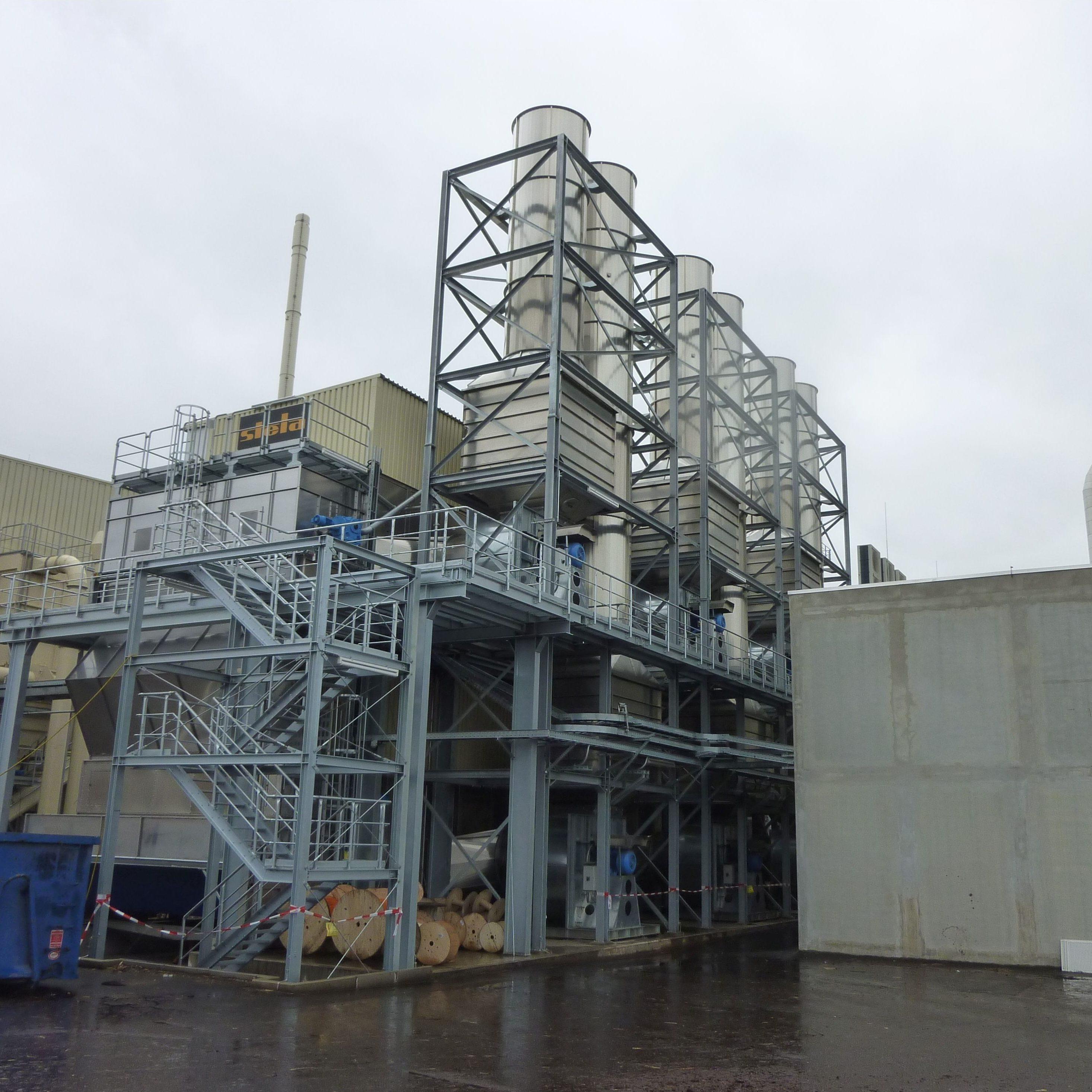 Swiss Krono Energieberatung Heiligengraben - Energieberatung Industrie