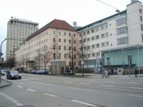 Rotkreuzkrankenhaus München - Energieberatung München