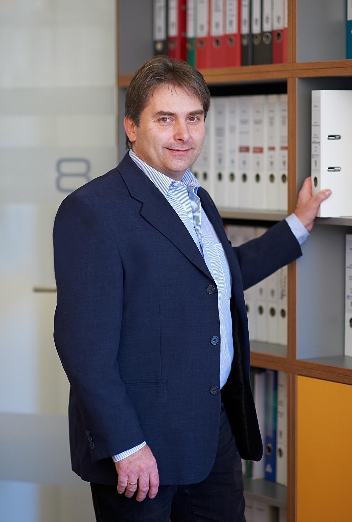 eta-Experte Herr Deckner - eta Energieberatung