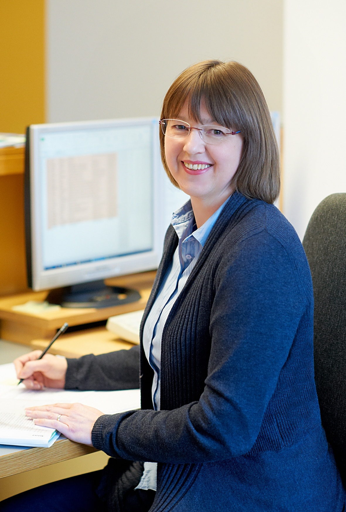 eta Energieberatung - Teamassistenz Frau Fersch