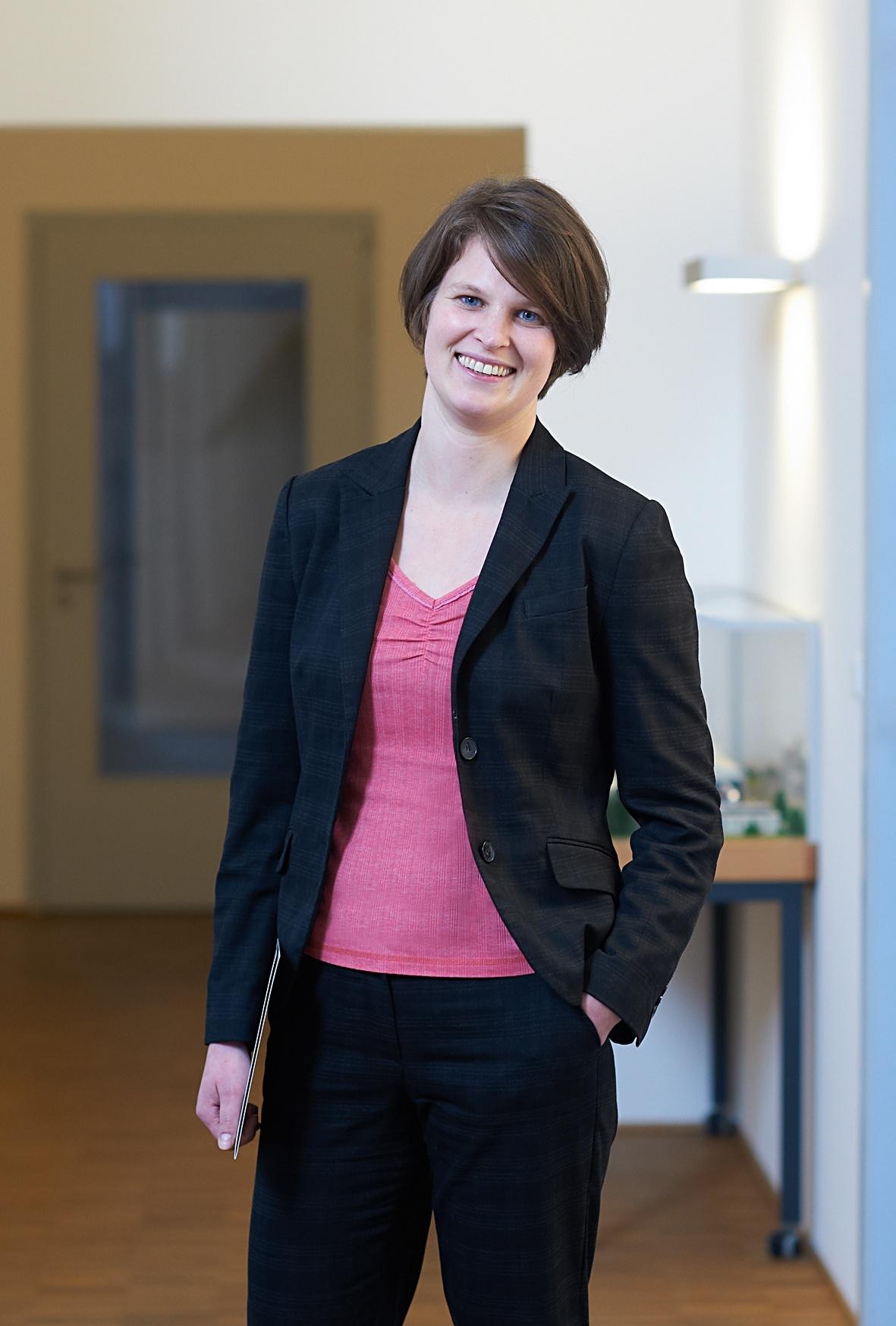 eta-Expertin Kathrin Merkert