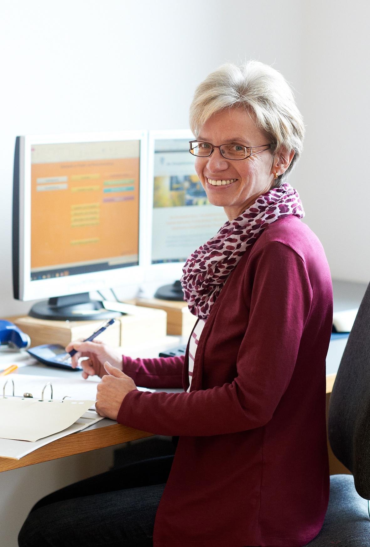 eta Energieberatung - Teamassistenz Frau Muthig
