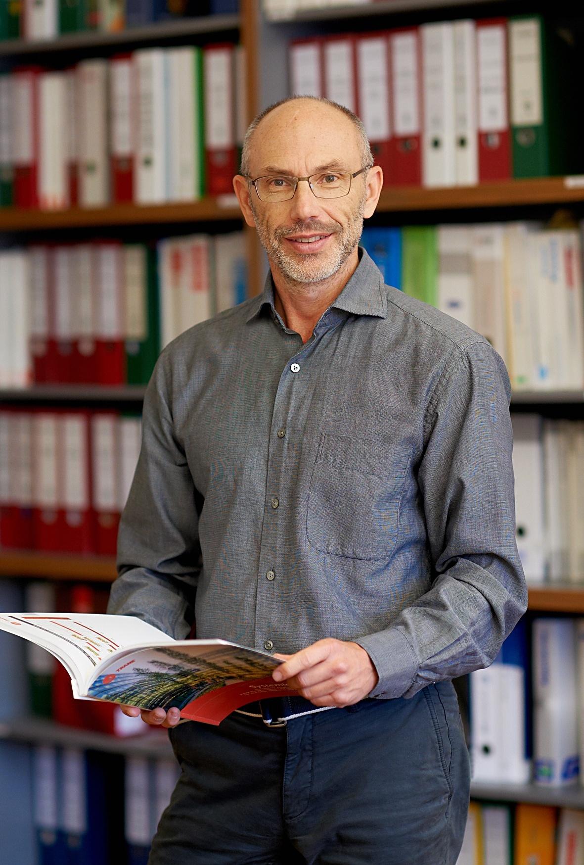 eta-Experte Klaus Rataj
