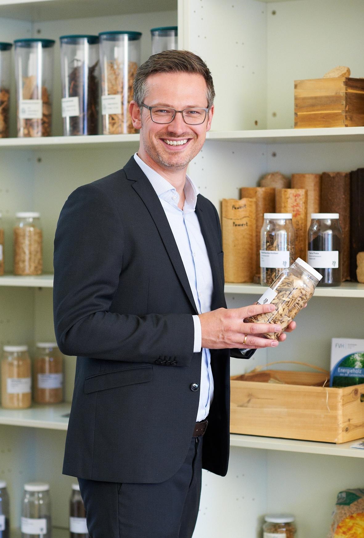 Geschäftsführer Christoph Terlinde