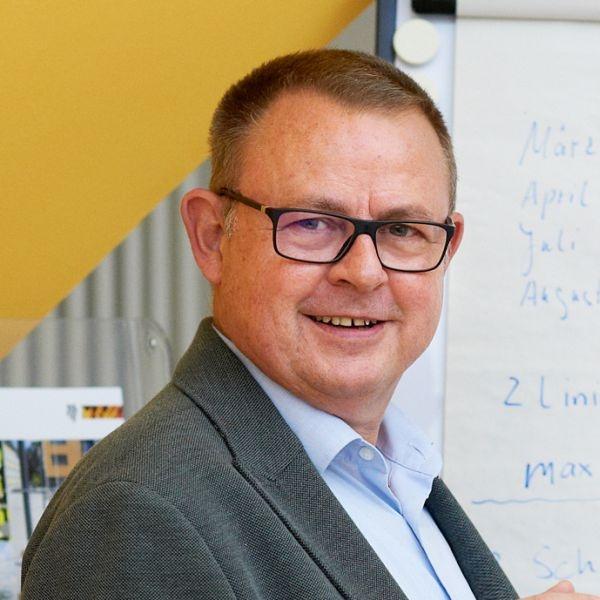 managing director Mr. Florian  Ilmberger