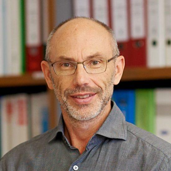 eta-Experte Herr Rataj