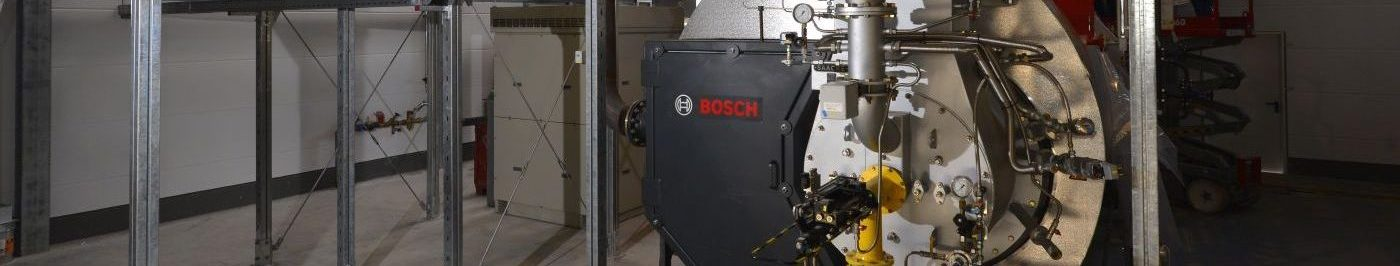 Mikrogasturbine - Energieberatung Industrie