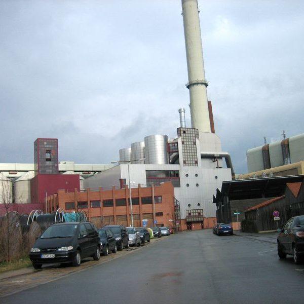 Biomasse-Heizkraftwerk Nürnberg - Energieberatung Nürnberg