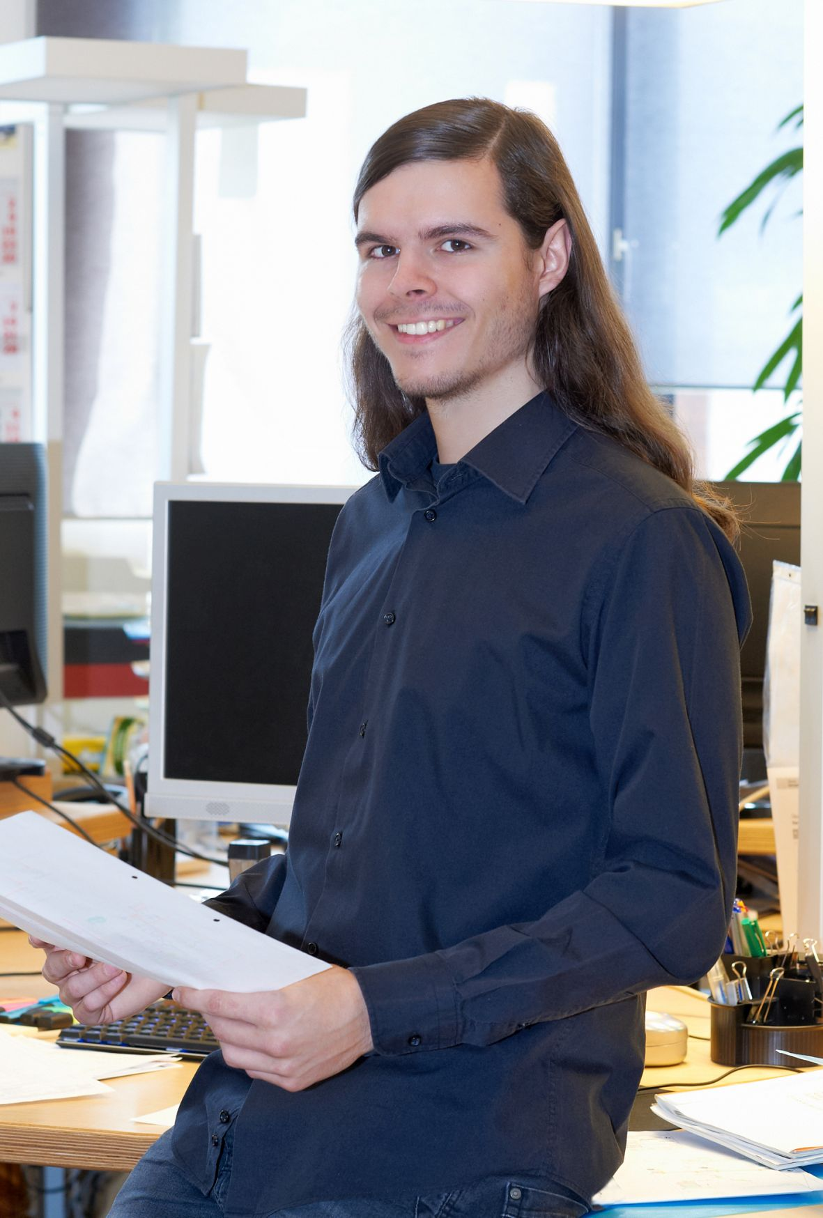 eta-Experte Herr Eicheldinger