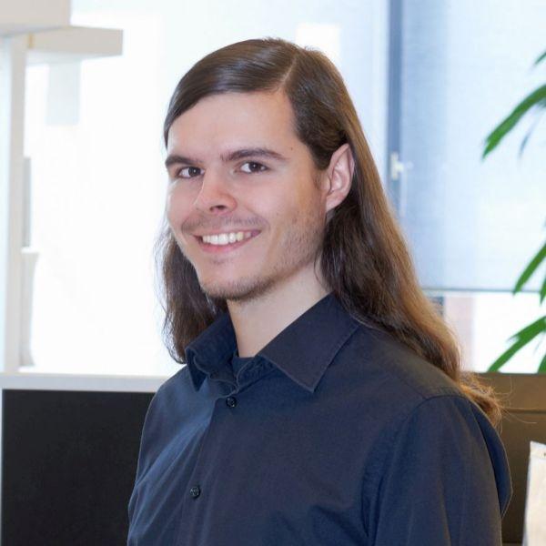 eta-Experte Herr Markus Eicheldinger