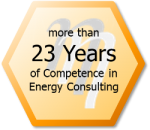 23 Years Competence in Energy Consulting - eta Energieberatung