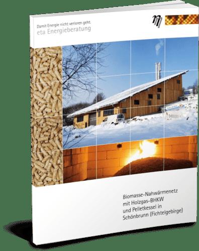 Projektbeispiel Biomasse-Nahwärmenetz-Schönbrunn - eta Energieberatung