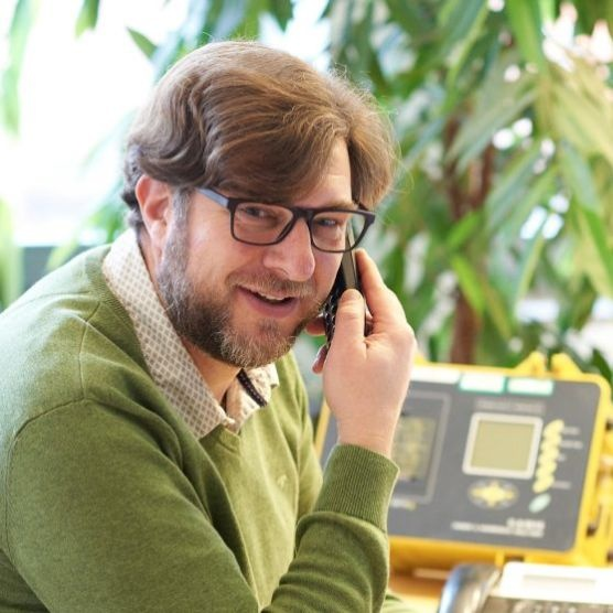 eta Experte Wolfgang Nowak