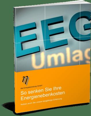 Deckblatt Ratgeber Energienebenkosten senken - eta Energieberatung