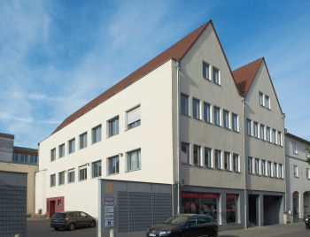 Gebäude der eta Energieberatung - Kontakt 08441/49460