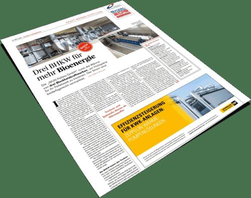 3 BHKWs für die WUN Pellets GmbH geplant und umgesetzt - eta Energieberatung