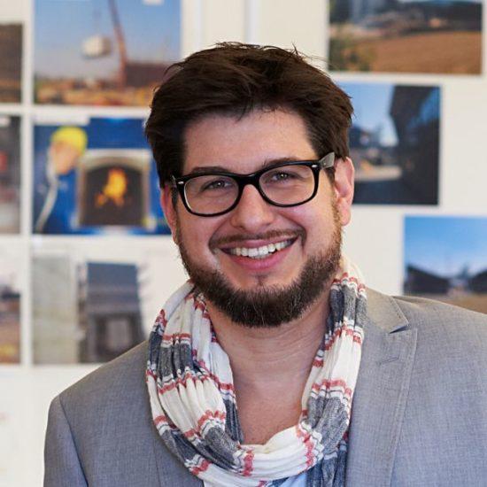 eta-Experte Herr Sebastian Kleins
