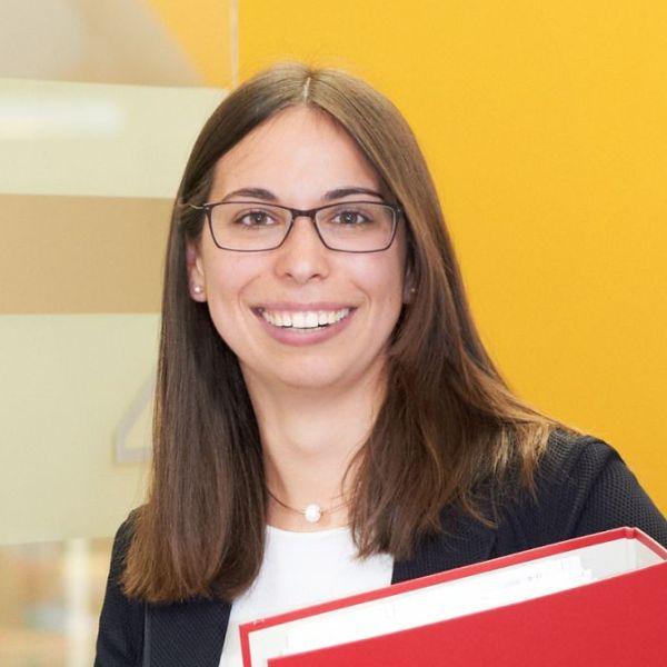 eta-Expertin Frau Kaschubek