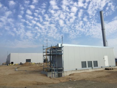 CO2-neutraler Produktionsstandort Daimler Jawor - eta Energieberatung