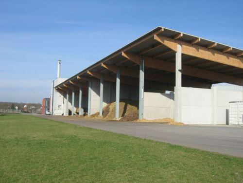 Biomass-ORC cogeneration plant Dillingen - Energy advice Dillingen