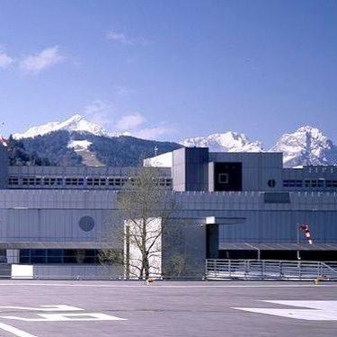 Klinikum Garmisch-Partenkirchen - Eta
