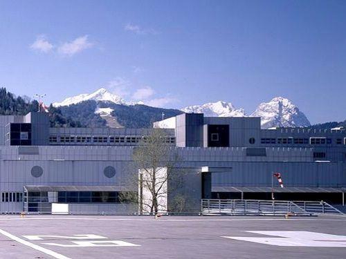 Referenzen Energieerzeugungskonzepte - Klinikum Garmisch-Partenkirchen - Energieberatung Garmisch-Partenkirchen