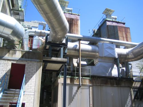 Conversion of a waste incineration plant