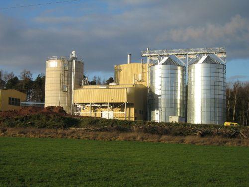 Referenzen Biomasse-Anlagen - Biomasse-HKW Mudau - Energieberatung Mudau