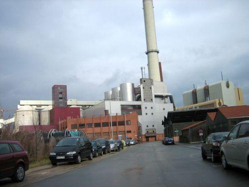 Referenzen Machbarkeitsanalysen - Biomasse-Heizkraftwerk Nürnberg - Energieberatung Nürnberg