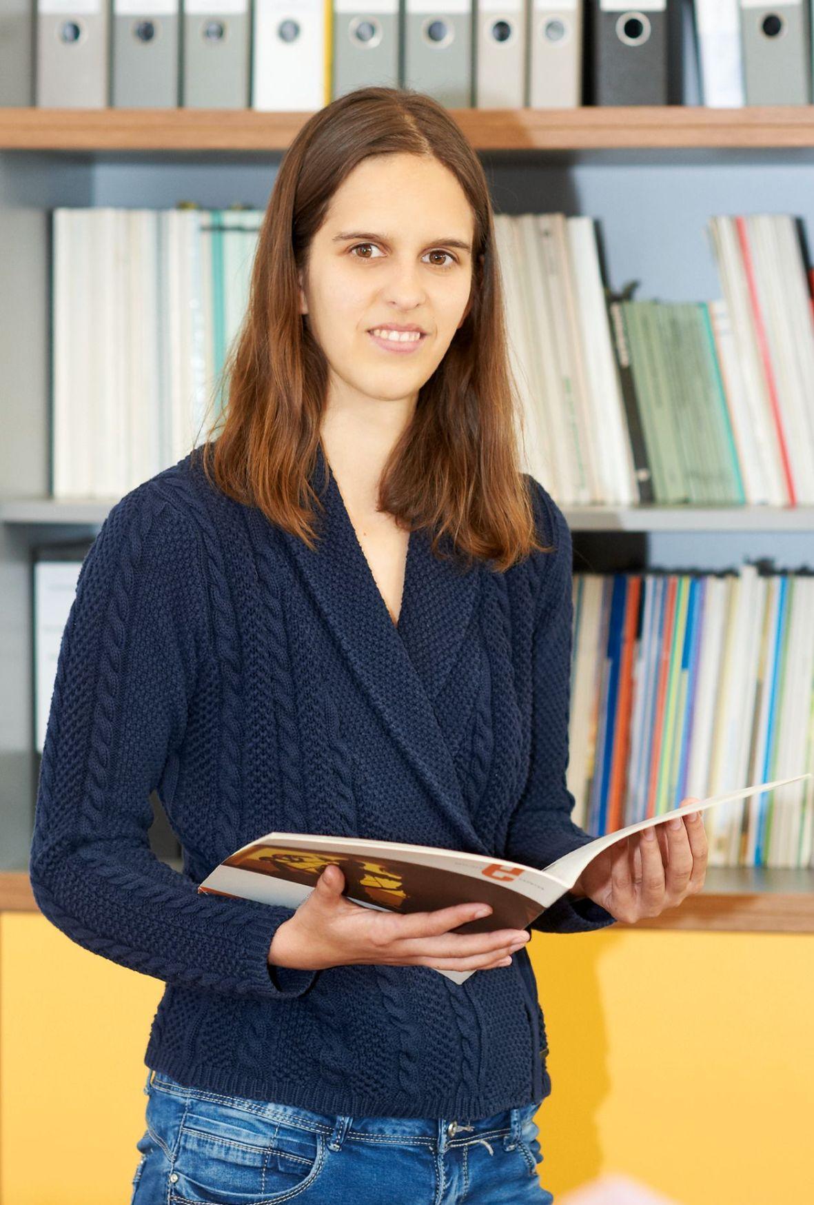 eta- Expertin Kristina Grau
