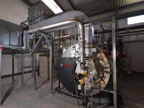 Micro gas turbine Interquell