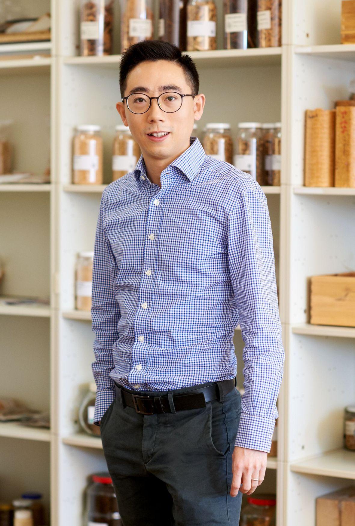 eta-Experte Shiliang Zhao