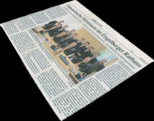 Deckblatt Artikel Japanische Delegation Engelsberg - eta Energieberatung